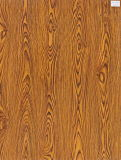 Papel de madera del grano del diseño Satisfied como papel decorativo