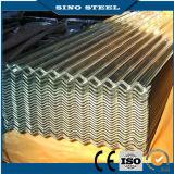 Chapa de aço/placa galvanizadas corrugadas Sgch duras cheias