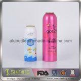 O aerossol de alumínio vazio pode para o frasco do pulverizador do alimento