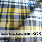 tissu de chemisier d'arrêt de côte de coton de 12mm 30%Silk 70%