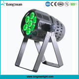 Gutes Effect LED 7PCS*15W Osram Ostar RGBW LED PAR 64 Light