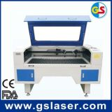 Máquina de estaca GS1490 do laser do CO2 da tela de matéria têxtil da qualidade superior 60W