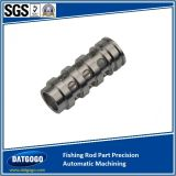 Pesca Rod Parte con Precision Automatic Machining