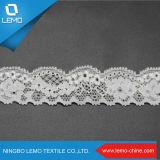 Qualität Elastic Tricot Trim Lace für Women