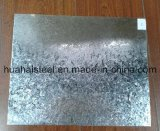Dégarni revêtue couleur acier galvanisé Coil
