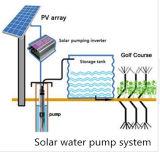 Zonne Pumping System (met hoge efficiencyzonnepaneel)