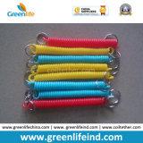 Émerillon populaire en plastique du support W/Executive de clé de spirale de ressort