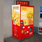 硬貨の支払機能Frechはセリウムが付いている自動販売機を揚げる