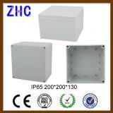 200*200*130 IP65는 플라스틱 프로젝트 상자 전자 상자를 방수 처리한다