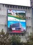 Alta visualización de pantalla al aire libre de la definición P10 LED con 3 años de garantía