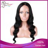 Afrouxar a peruca brasileira do laço da parte dianteira do cabelo do Virgin da onda 7A