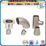 ASTM A403/ANSI B16.9のステンレス鋼の管付属品