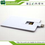 USB OTG de la tarjeta 4GB de Credti con insignia libre