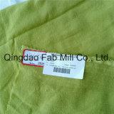 Hometextile (QF16-2530)를 위한 20*20 55%Linen45%Cotton 직물