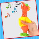 Brinquedo de borracha da galinha de Easter do galo do pato com doces