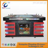 Jugadores de la máquina de juegos de arcada del cazador de los pescados de juego de la pesca del casino 8