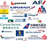 Günstige Luftfracht von China nach Kolumbien, Chile, Peru, Brasilien