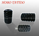 Pinse Non-Disposable di alluminio eccellenti della cartuccia del tatuaggio