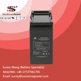 Batteria terminale anteriore libera 12V 55ah del gel di manutenzione