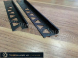 Anodized Black Color를 가진 Tile를 위한 알루미늄 Profiles L Shape Trims