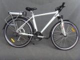 Bicyclette électrique du modèle 700c d'alliage d'aluminium de ville neuve de bâti (JSL033A)