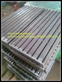 Râpage chaud Discordant-Singpore galvanisé de fossé de vente de garde de talon d'IMMERSION chaude