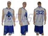 La ropa de deportes de la alta calidad crea el baloncesto para requisitos particulares Jersey