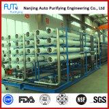 Systèmes d'osmose d'inversion de filtre d'eau d'usine de dessalement d'eau de mer