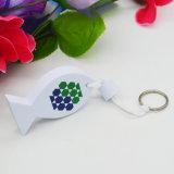 Fabricantes de Keychain del recuerdo en PVC Keychain de China /Soft