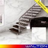 Mattonelle della porcellana lustrate mattonelle di sguardo del marmo di Cararra per il pavimento e la parete (WG-IMB1688)