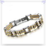 Armband van identiteitskaart van de Armband Steeel van de Juwelen van de manier de Roestvrije (HR310)