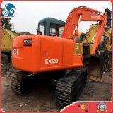 Hitachi usata Mini Hydraulic Crawler Excavator (ridipingere, ex120-3, Bucket-0.3m3)