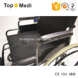 Topmedi Products 2016 Steel Heavy Duty Folding Bariatric Hand Wheelchair