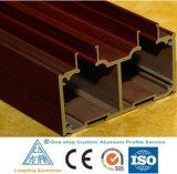 Aluminiumstrangpresßling-Legierungs-Profil für Aluminiumtüren und Windows