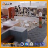 شقّة نموذج/معماريّة مقياس بناية نموذجيّة يجعل عامل/بناية نموذج/[رسدنتيل بويلدينغ] نماذج/دبي بالتفصيل بيئة
