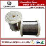 Cinta 0.5mm*4m m del alambre plano del Constantan de la aleación de níquel de cobre CuNi1~CuNi44 para el resistor