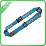 Custom all'ingrosso Adjustable Polyester Luggage Belt con Lock