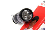 Heck Switch LED Flashlight mit Li-Ion Battery
