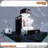 Cabine portátil da exposição do fabricante da feira profissional