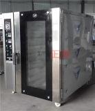 Industrielles Backen-Geräten-elektrischer 8 Tellersegmente Combi Ofen (ZMR-8D)