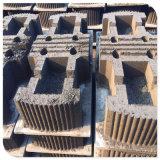 Bloc creux concret de ciment automatique faisant la machine