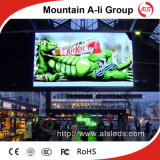 Hoog - dichtheid Mobile P6 DIP Outdoor LED Sign