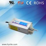 40W 12V, transformador do diodo emissor de luz da tensão da constante da classe 2 do excitador do diodo emissor de luz 24V para a tira do módulo com UL