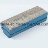 Шлифовальные Блок Алмазная Металл-Бонд Fickert Абразивный (T170 Алюминиевое основание)