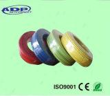 Câble électrique isolé par PVC flexible de cuivre échoué de fil