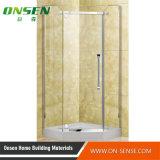 Sitio de ducha del acero inoxidable con la mejor calidad