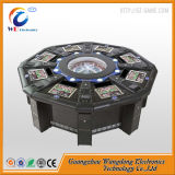 Máquina de lujo de la ruleta de la alta calidad para la diversión de interior con el sistema seguro