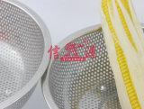 ステンレス鋼の単一のハンドルのColander (FT-00403)