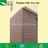 Material de construção da placa de tapume do cimento da fibra para a parede externa