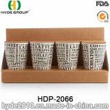 2016 geben hübscher Entwurf BPA Bambusfaser Eco Cup frei (HDP-2066)